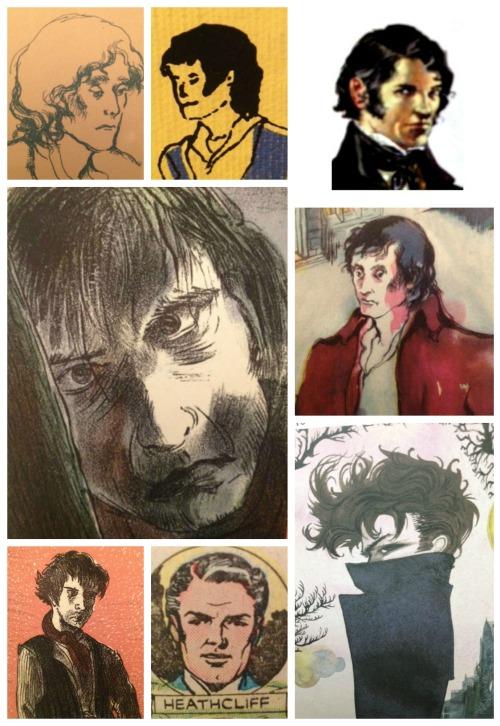 Heathcliffs Collage